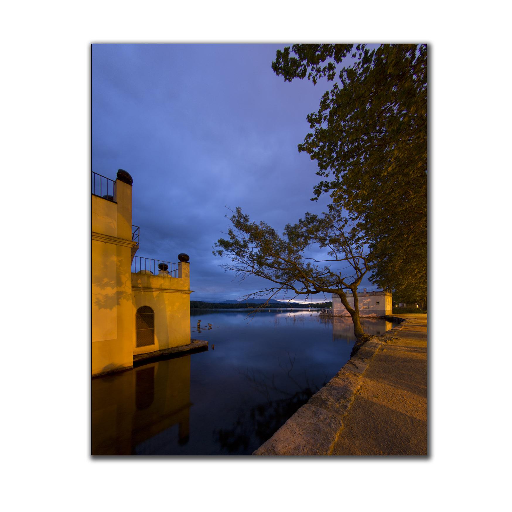 vistes estany de Banyoles 1660A