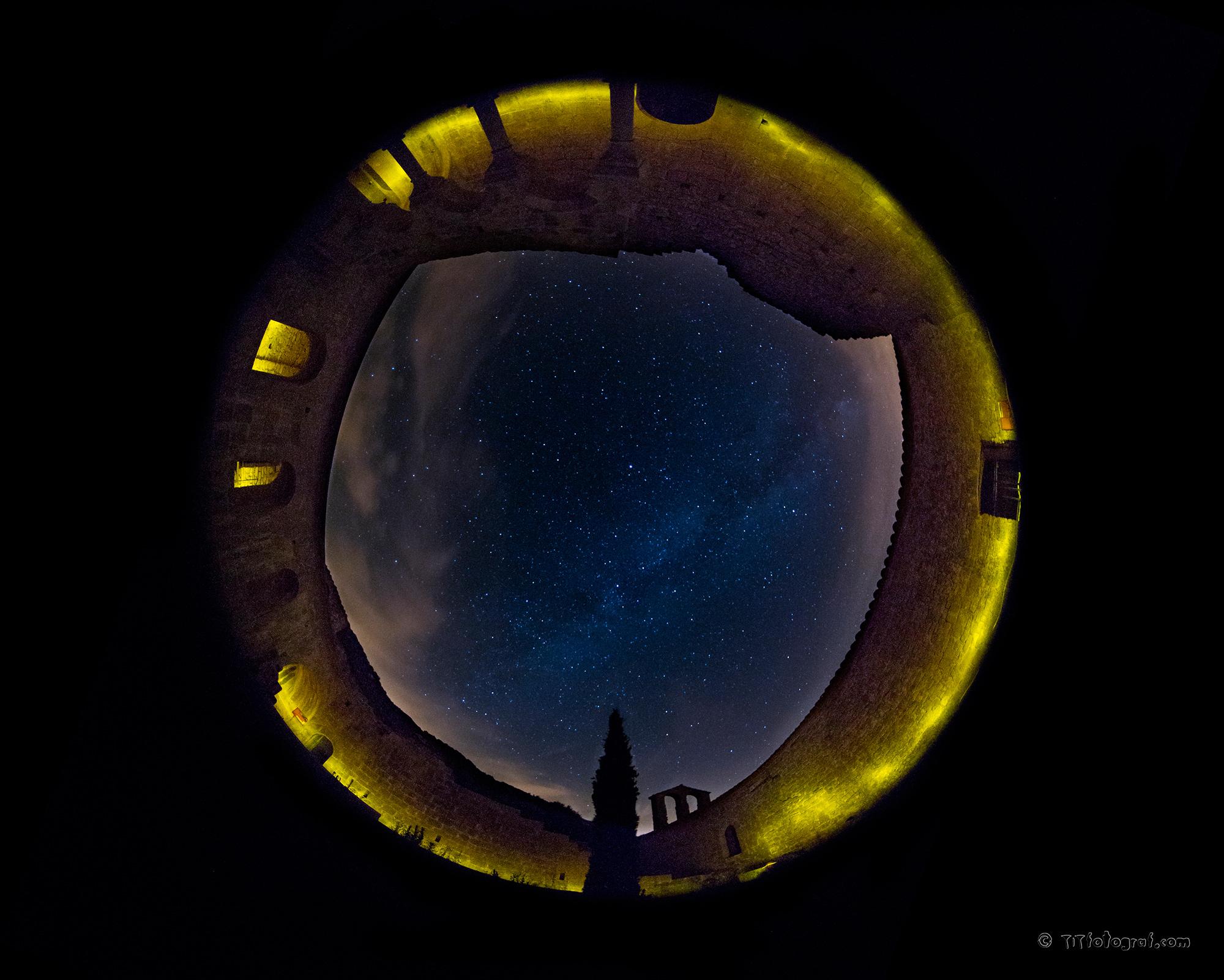 fotos de noche en Setcases girona