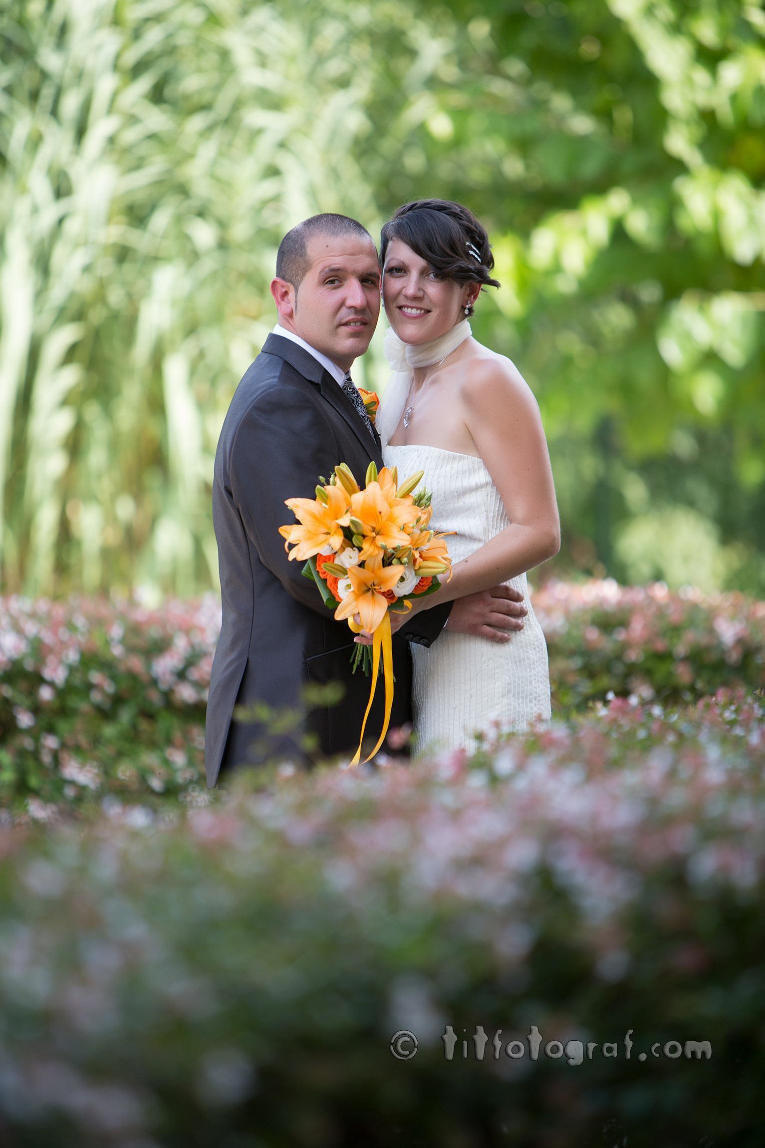 Casament, foto passeig casament