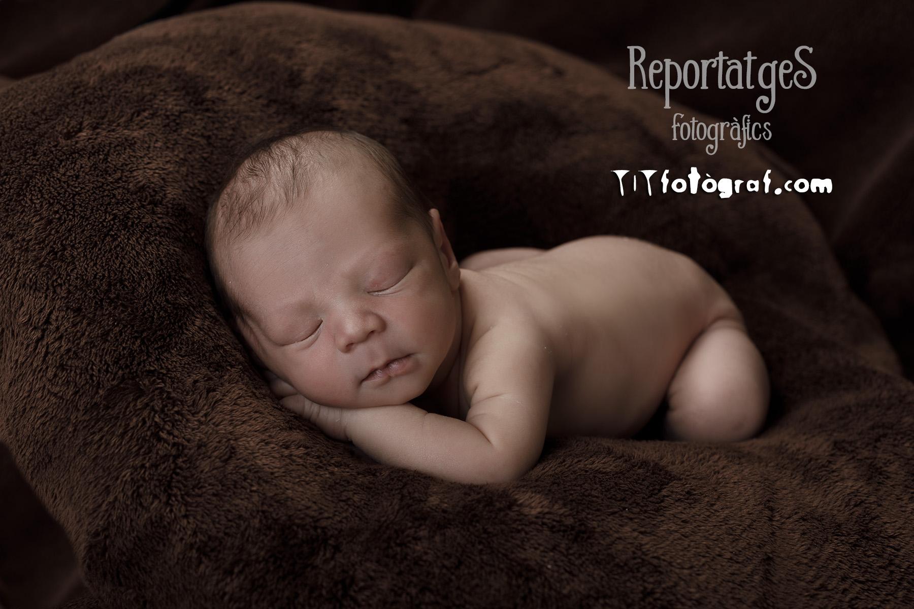 Newborn. En carles amb nomès 4 dies
